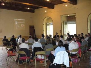 8ème Rencontre des Présidents de l'Interscot, Saint Bernard (01)