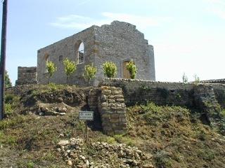 Chapelle des Minimes - Saint D. de Formans